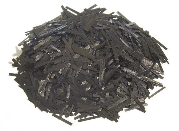 Chopped fiber bulk molding compound